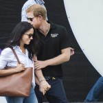 Prince Harry And Megan Markle First Public Appearance - Toronto